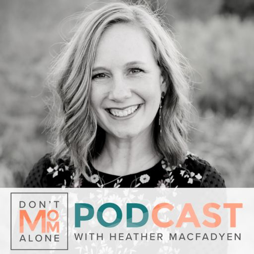 Cover art for podcast Don't Mom Alone Podcast