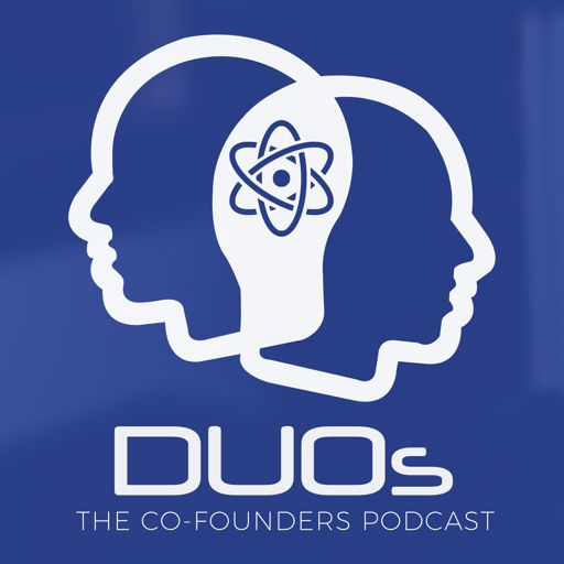 Cover art for podcast Duos The Co-Founders Podcast