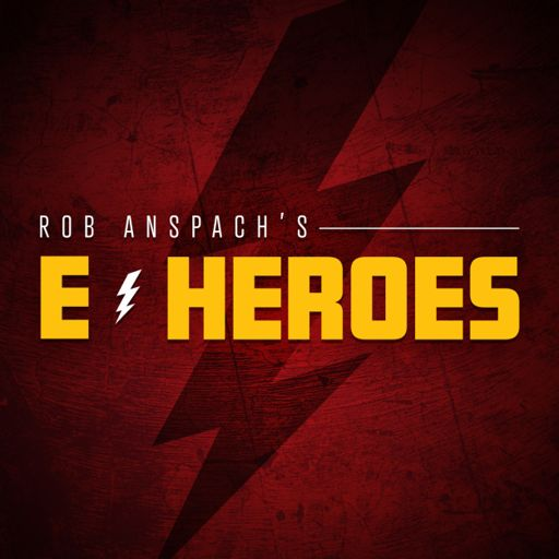 Cover art for podcast Rob Anspach's E-Heroes