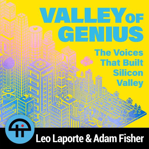 Cover art for podcast Valley of Genius (MP3)