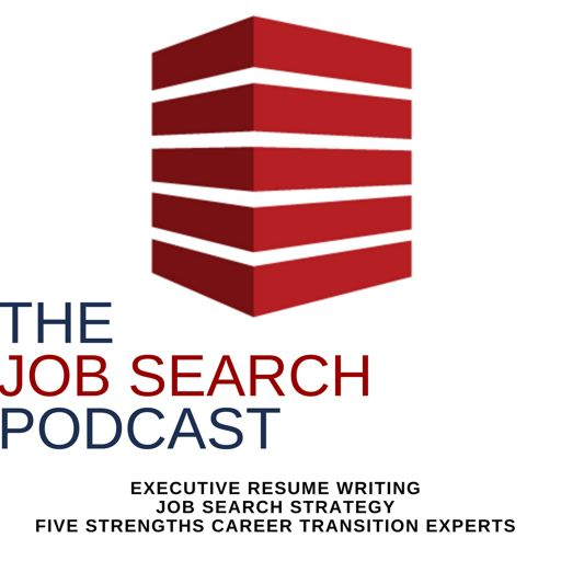 Cover art for podcast The Job Search Podcast, with Amy L. Adler