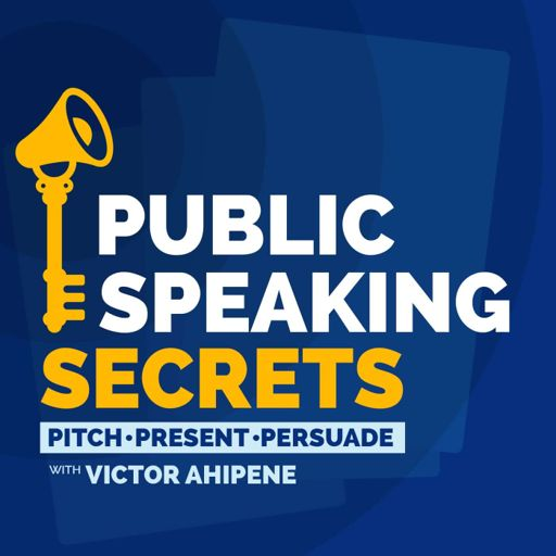 Cover art for podcast Public Speaking Secrets