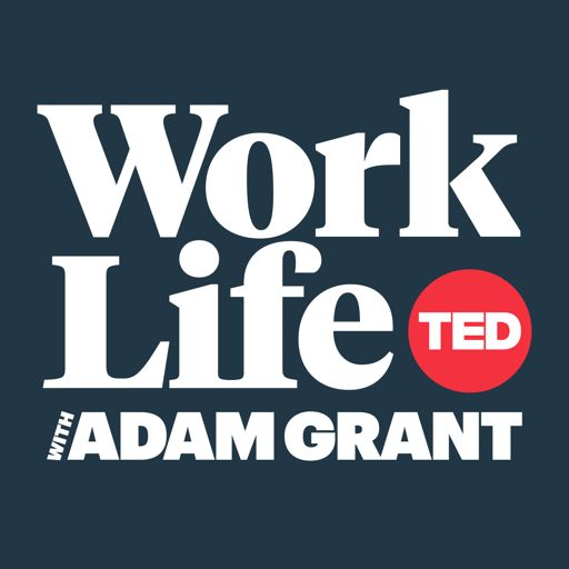 Cover art for podcast WorkLife with Adam Grant