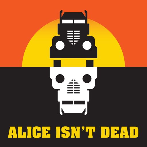Cover art for podcast Alice Isn't Dead