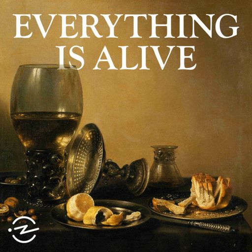 Cover art for podcast Everything is Alive