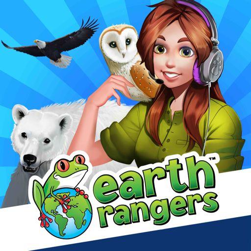Cover art for podcast Earth Rangers