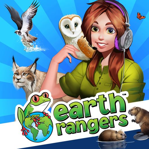 Cover art for podcast Earth Rangers