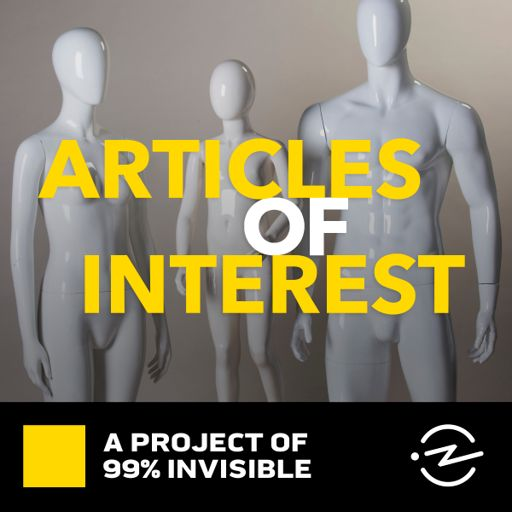 Cover art for podcast Articles of Interest