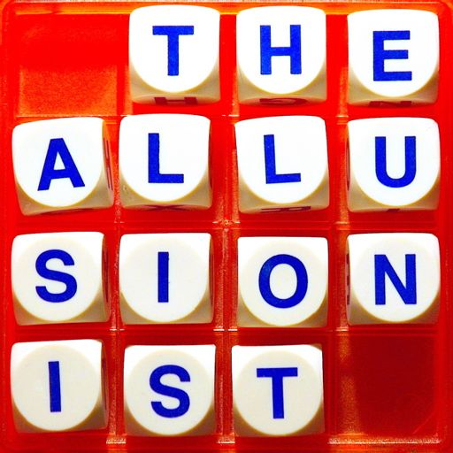 Cover art for podcast The Allusionist
