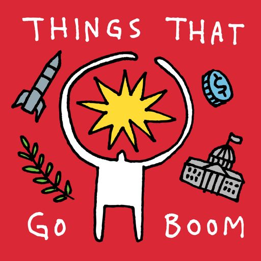 Cover art for podcast Things That Go Boom