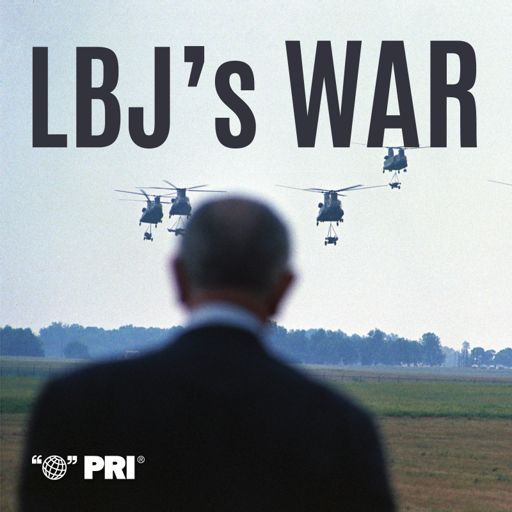 Cover art for podcast LBJ's War