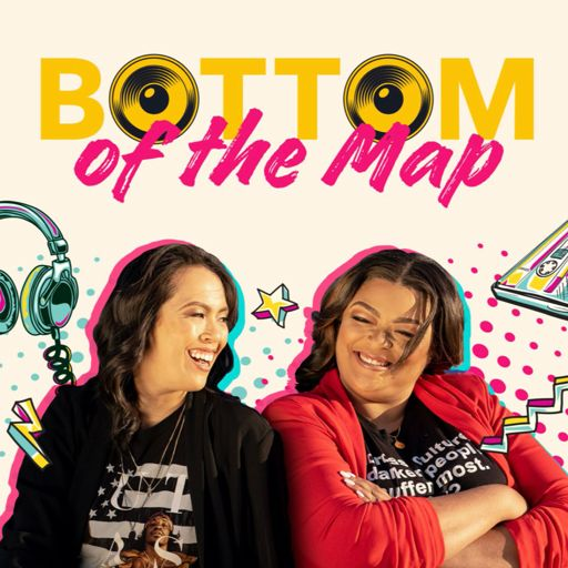 Cover art for podcast Bottom of the Map