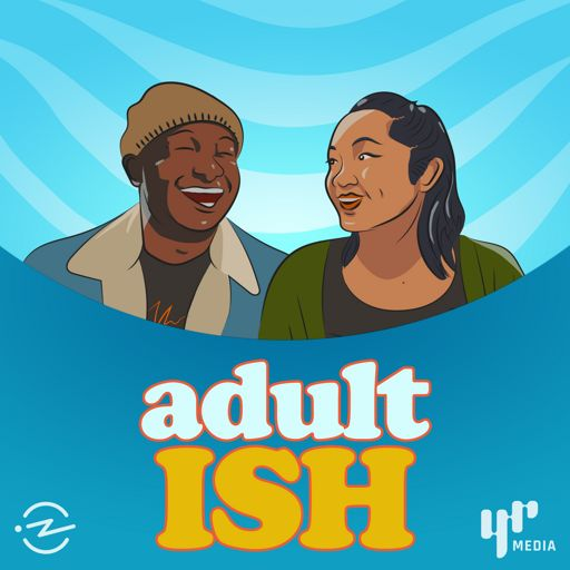 Cover art for podcast Adult ISH