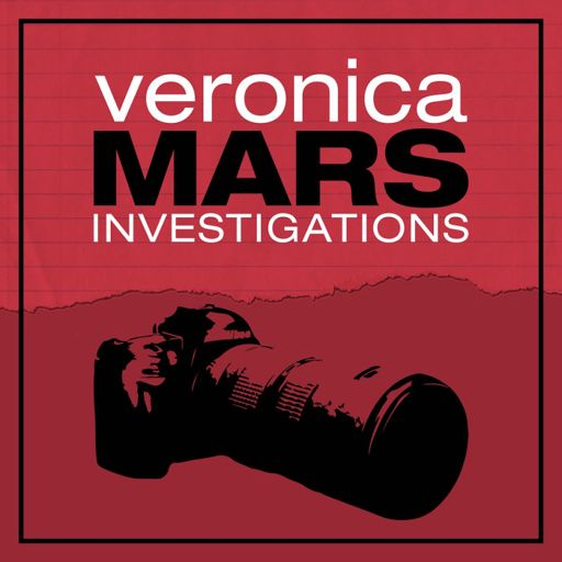 Cover art for podcast Veronica Mars Investigations