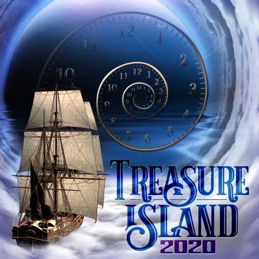 Cover art for podcast Treasure Island 2020