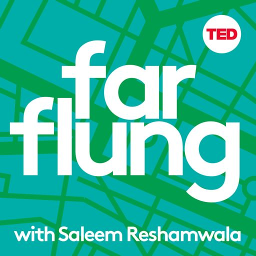 Cover art for podcast Far Flung with Saleem Reshamwala