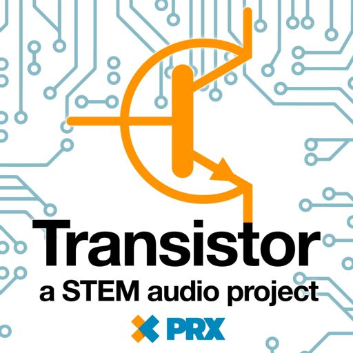 Cover art for podcast Transistor