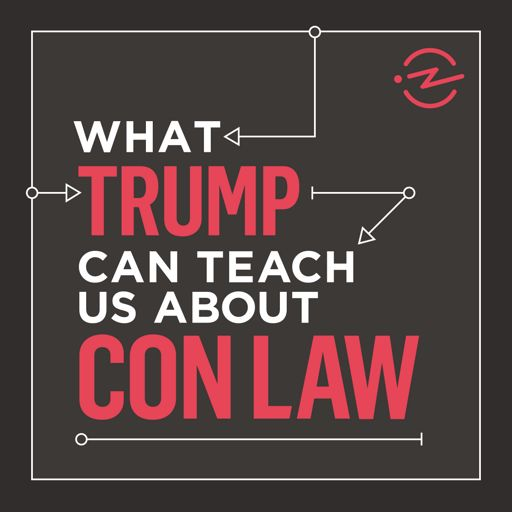 Cover art for podcast What Trump Can Teach Us About Con Law