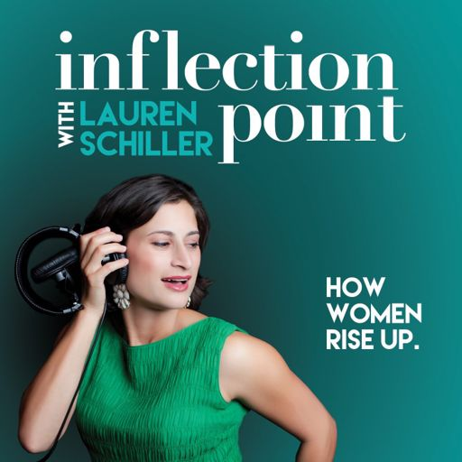 Cover art for podcast Inflection Point with Lauren Schiller
