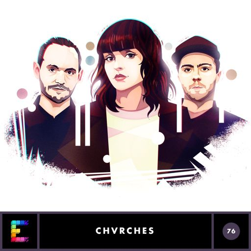 Reissue: CHVRCHES - Clearest Blue from Song Exploder on