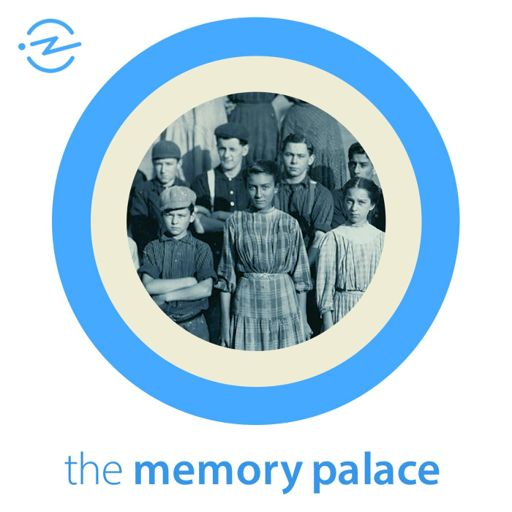 Cover art for podcast the memory palace