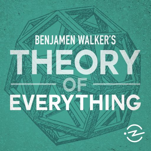 Cover art for podcast Benjamen Walker's Theory of Everything