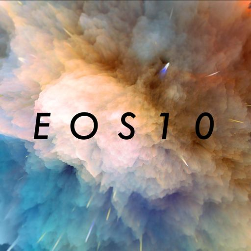 Cover art for podcast EOS 10