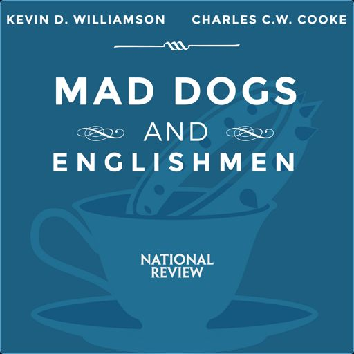 Cover art for podcast Mad Dogs and Englishmen