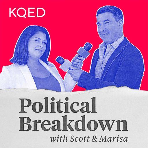 Cover art for podcast Political Breakdown