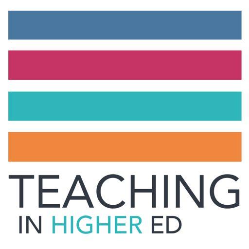 Cover art for podcast Teaching in Higher Ed
