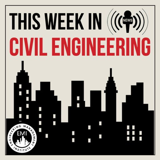 Cover art for podcast TWiCE - This Week in Civil Engineering