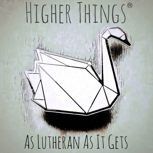 Cover art for podcast As Lutheran As It Gets