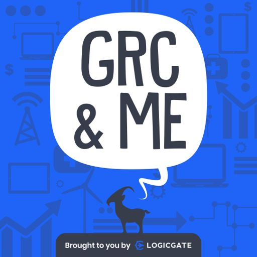 Cover art for podcast GRC & Me