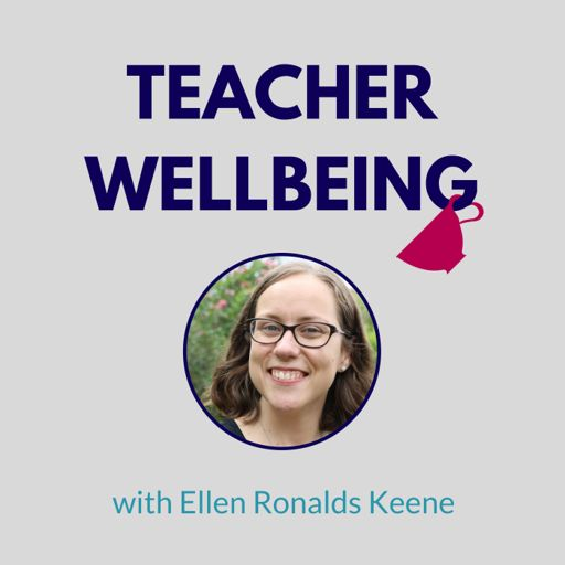 Cover art for podcast Teacher Wellbeing