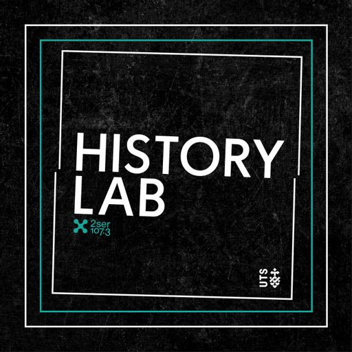 Cover art for podcast History Lab