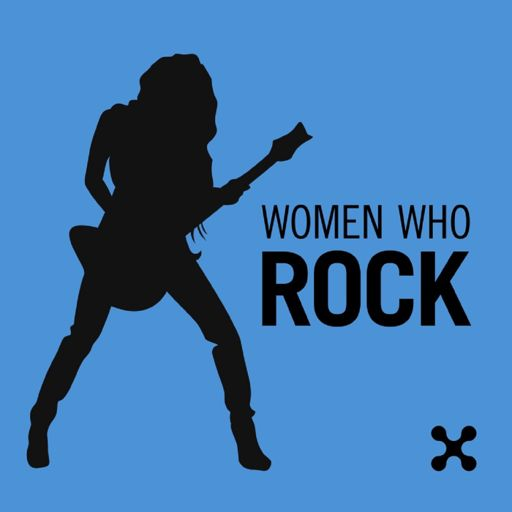 Cover art for podcast Women Who Rock