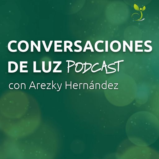 Cover art for podcast Conversaciones de Luz.