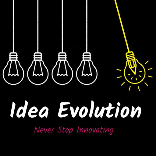 Cover art for podcast Idea Evolution