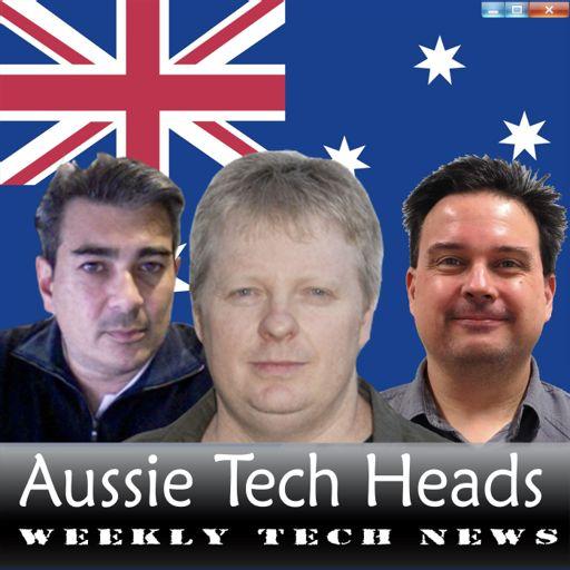 Aussie Tech Heads on RadioPublic