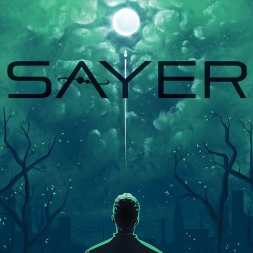 Cover art for podcast SAYER