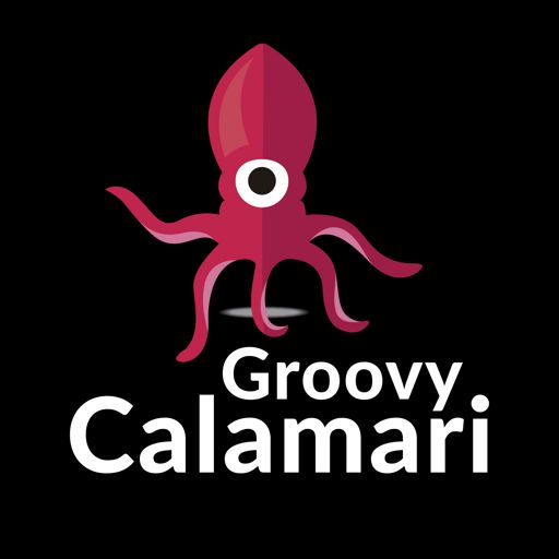 Cover art for podcast Groovy Calamari