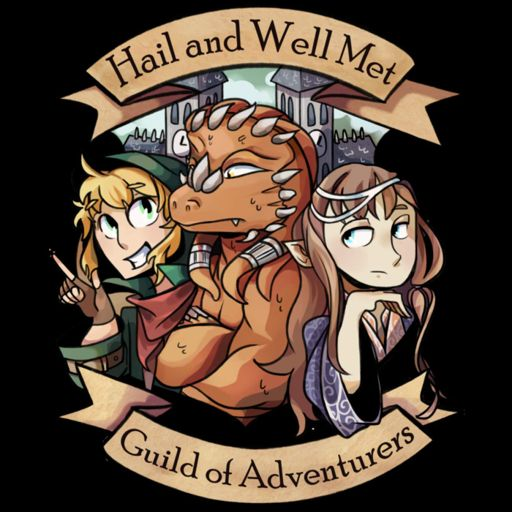 Cover art for podcast Guild of Adventurers