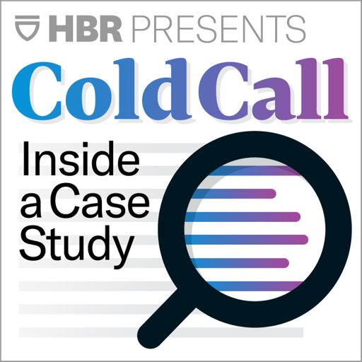 Cover art for podcast Cold Call
