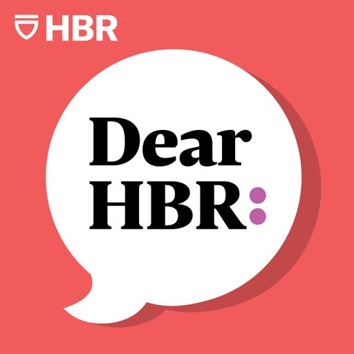 Cover art for podcast Dear HBR: