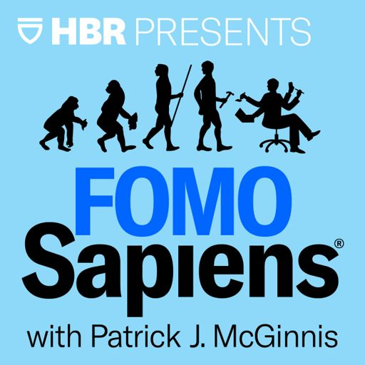 Cover art for podcast FOMO Sapiens with Patrick J. McGinnis