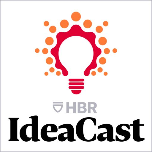 Cover art for podcast HBR IdeaCast