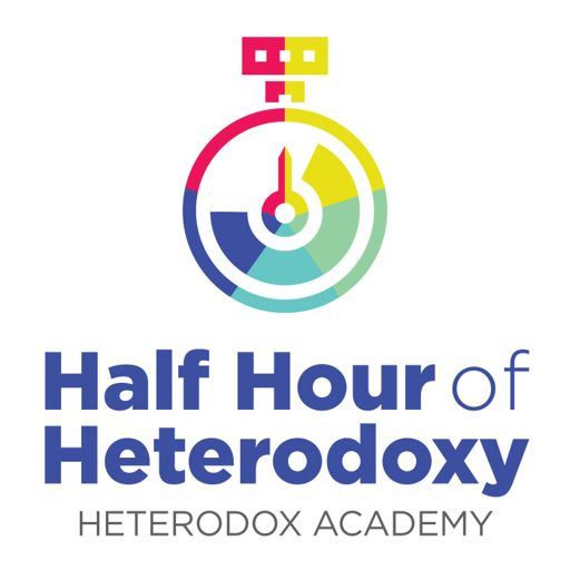 Cover art for podcast Half Hour of Heterodoxy