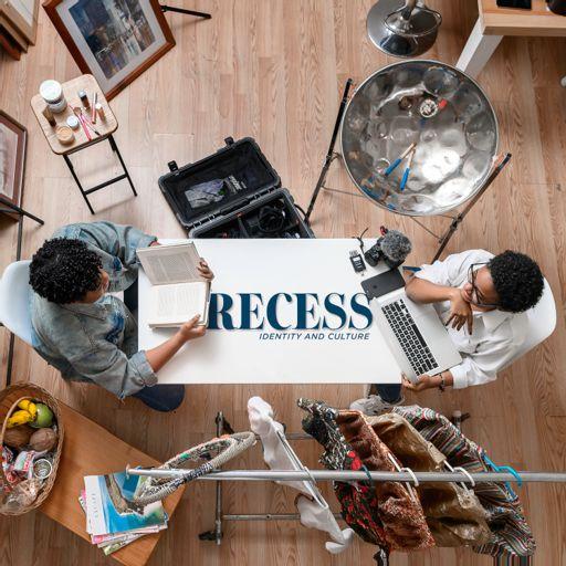 Cover art for podcast Recess: Creative Convos