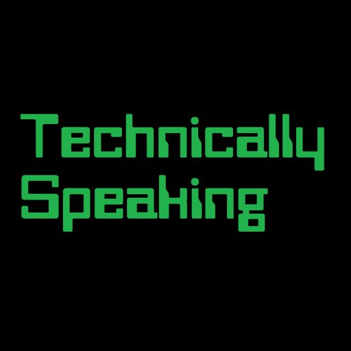 Cover art for podcast Technically Speaking