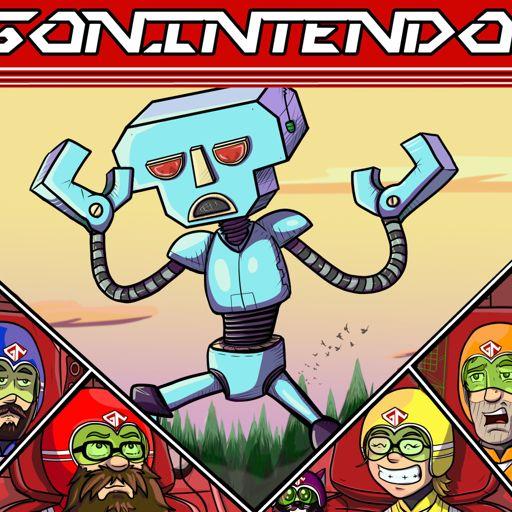 Cover art for podcast Go Nintendo Podcast